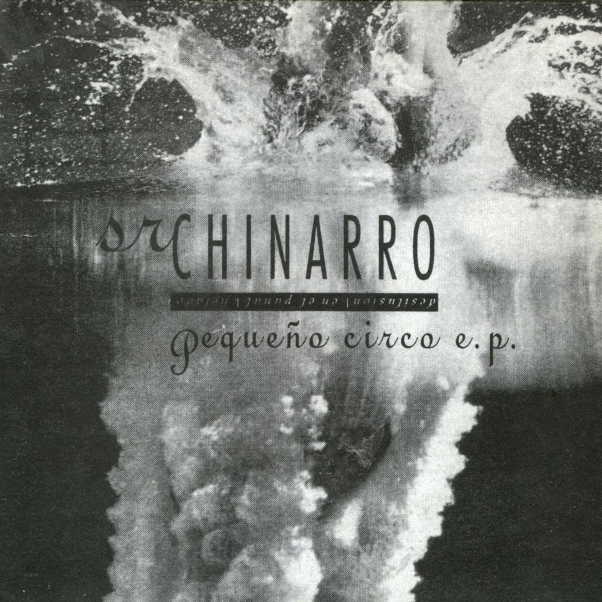 portada del album Pequeño Circo