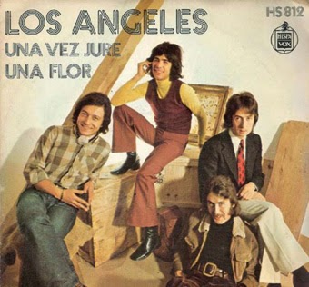 portada del disco Una Vez Juré / Una Flor