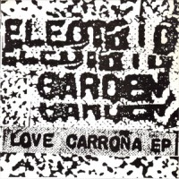 portada del disco Love Carroña