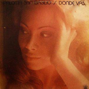 portada del disco Donde Vas