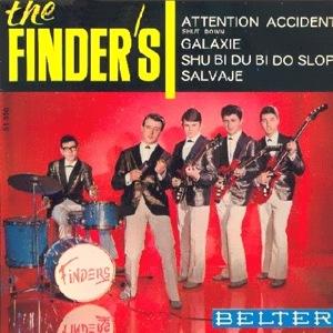 portada del disco Attention Accident / Salvaje / Shu Bi Du Bi Do Slop / Galaxie