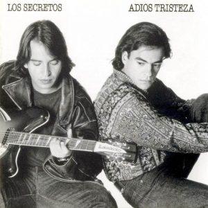 portada del disco Adiós Tristeza