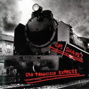 portada del disco San Francisco Express