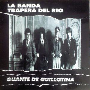 portada del disco Guante de Guillotina