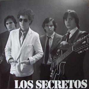 portada del disco Los Secretos