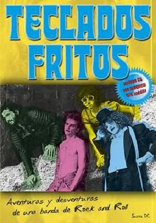 portada del album Aventuras y Desventuras de Una Banda de Rock and Roll