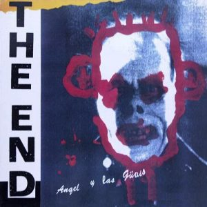 portada del disco The End