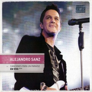 portada del disco Canciones Para Un Paraíso: En Vivo