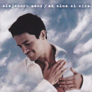 portada del disco El Alma Al Aire