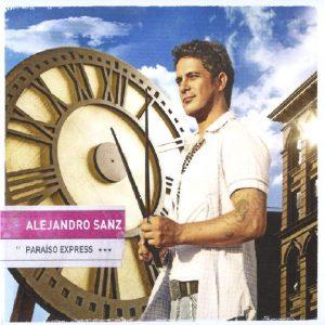 portada del disco Paraíso Express