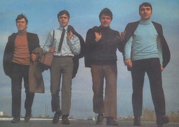 foto del grupo imagen del grupo Los Tonks