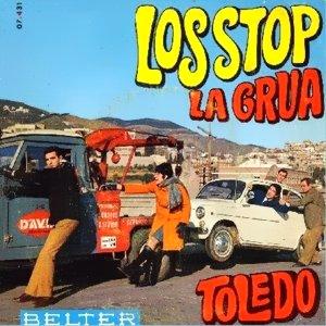 portada del disco La Grúa / Toledo