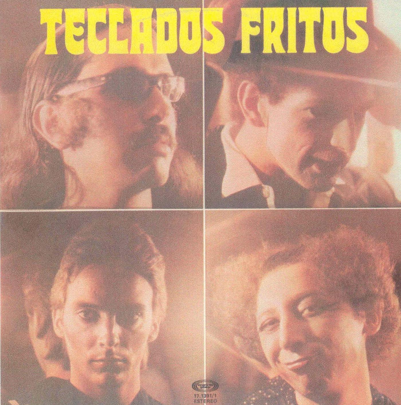 portada del album Teclados Fritos