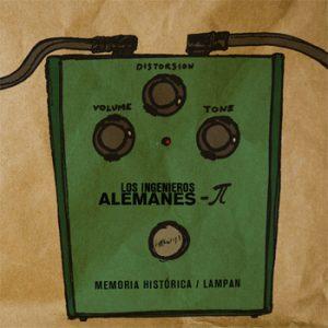 portada del disco Memoria Histórica / Lampan