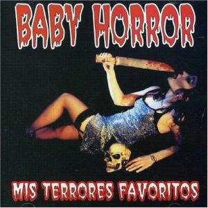 portada del disco Mis Terrores Favoritos