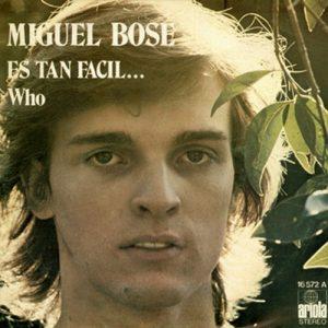 portada del disco Es Tan Fácil / Who...