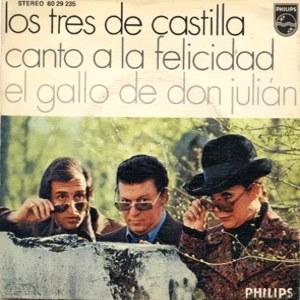 portada del disco Canto a la Felicidad / El Gallo de Don Julián