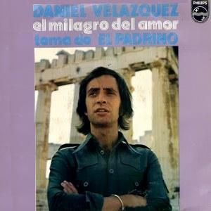 portada del disco Tema de El Padrino