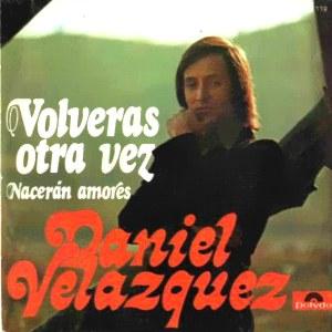 portada del disco Volverás Otra Vez