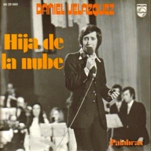 portada del disco Hija de la Nube / Palabras