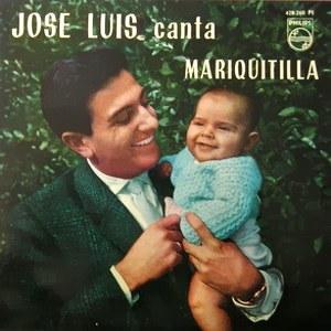 portada del disco Mariquitilla