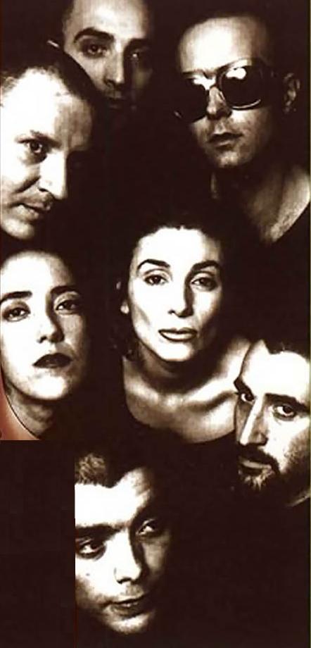 foto del grupo imagen del grupo Corcobado y Los Chatarreros de Sangre y Cielo