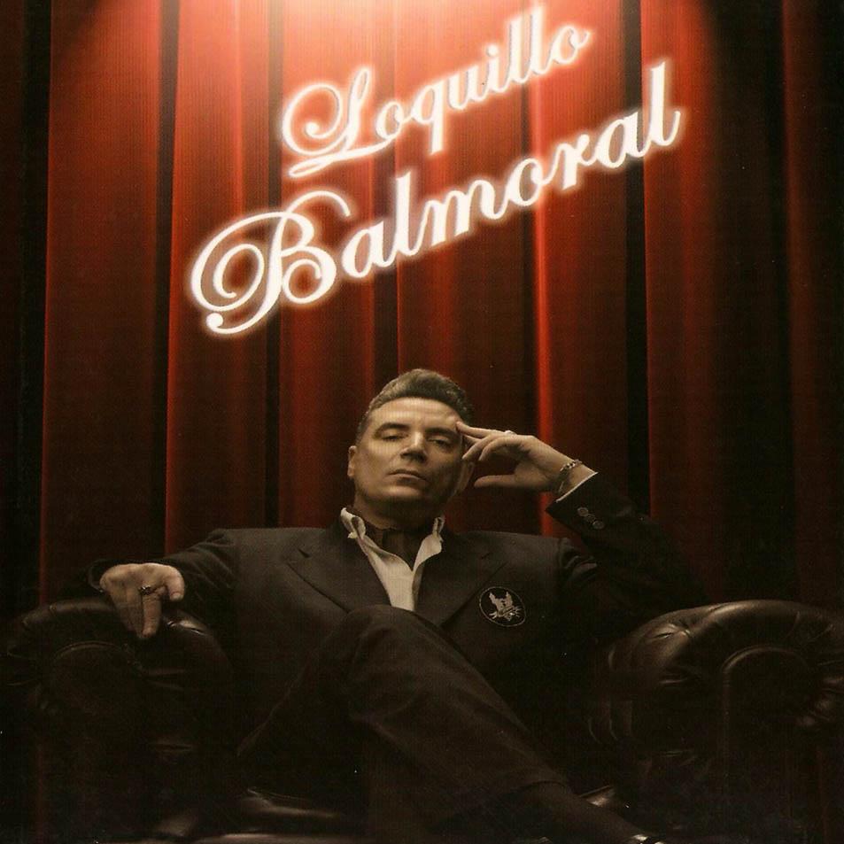 portada del album Balmoral