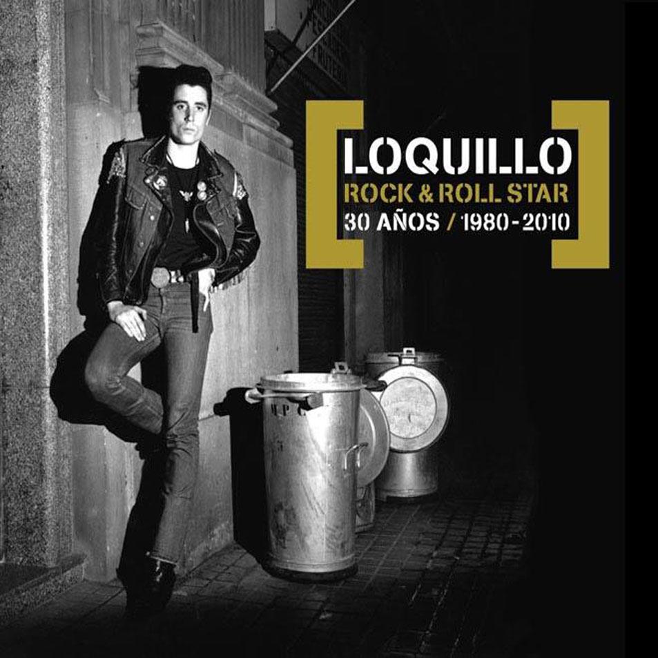 portada del album Rock and Roll Star: 30 años (1980-2010)