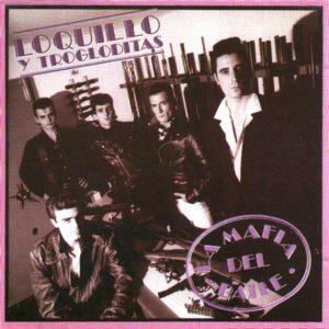 portada del disco La Mafia del Baile