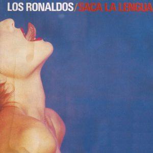 portada del disco Saca la Lengua