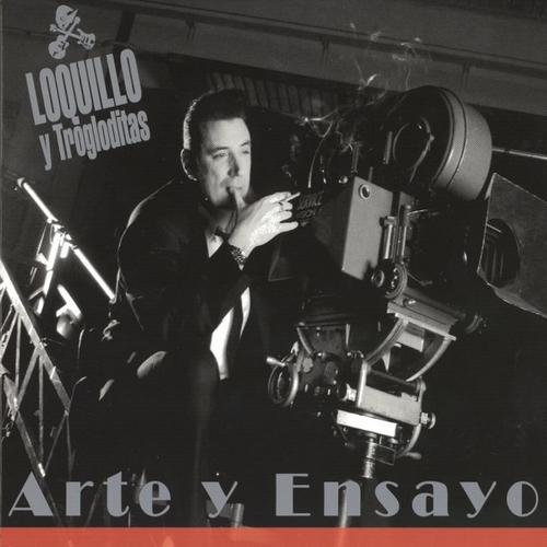 portada del album Arte y Ensayo