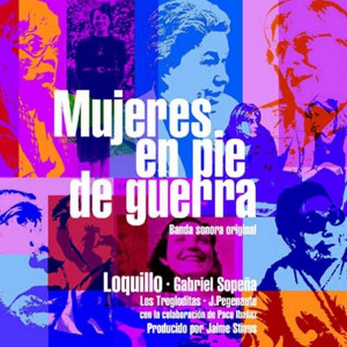 portada del album Mujeres en Pie de Guerra