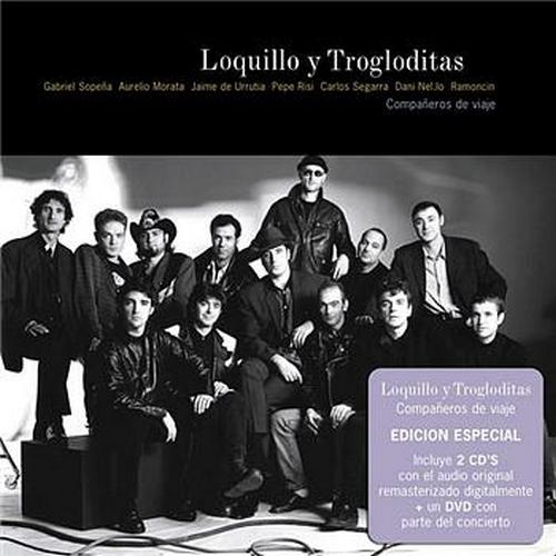 portada del album Compañeros de Viaje (remasterizado)