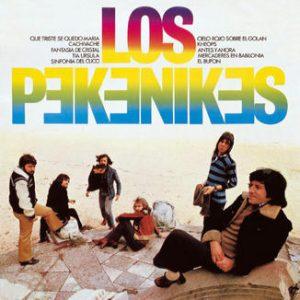 portada del disco Los Pekenikes