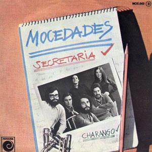 portada del disco Secretaria