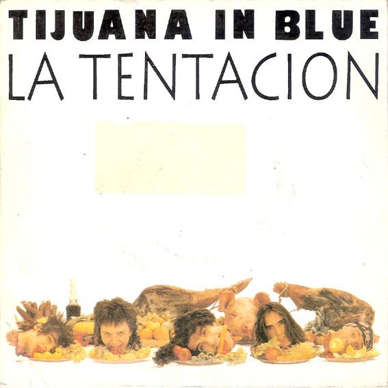 portada del album La Tentación