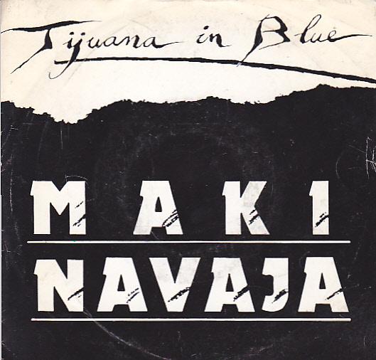 portada del album Maki Navaja