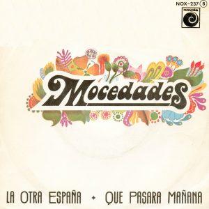 portada del disco La Otra España / ¿Qué Pasará Mañana?