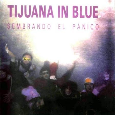 portada del album Sembrando El Pánico