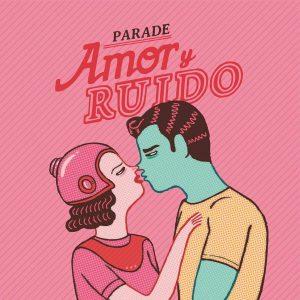 portada del disco Amor y Ruido