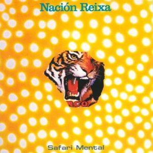 portada del disco Safari Mental
