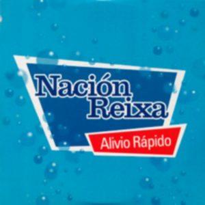 portada del disco Alivio Rápido