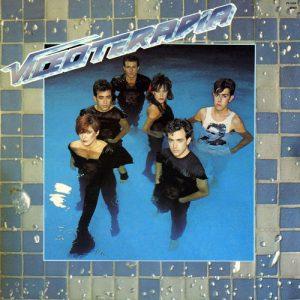 portada del disco Videoterapia