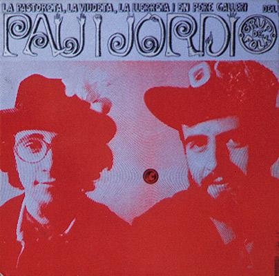 portada del disco En Pere Galleri / La Llebreta / La Viudeta / La Pastoreta