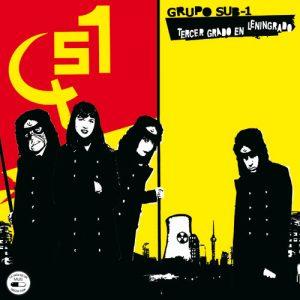 portada del disco Tercer Grado En Leningrado