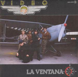 portada del disco La Ventana