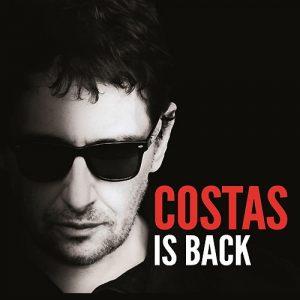 portada del disco Costas Is Back