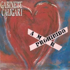 portada del album Amor Prohibido