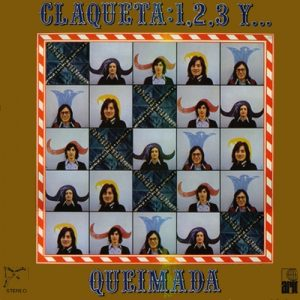 portada del disco Claqueta: 1,2,3 Y…