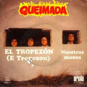 portada del disco El Tropezón (E Tropezou) / Nuestras Manos